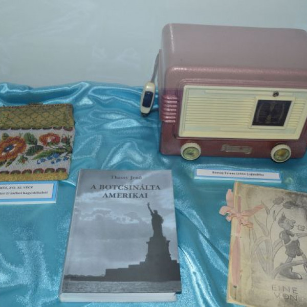Archívum - Állandó kiállítás a Nyírvíz Palotában - Adományozók terme