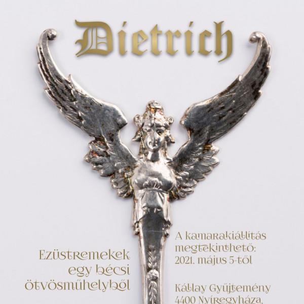 Archívum - Dietrich - Ezüstremekek egy bécsi ötvösműhelyből