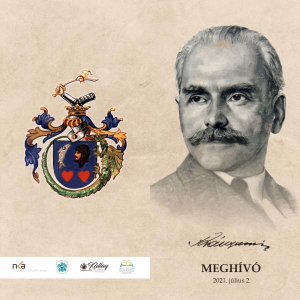 """""""Kállay Miklós, az utolsó magyar királyi miniszterelnök"""" - konferencia"""